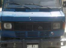 باص مرسيدس  207 موديل 1985