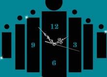 ساعات حائط '3d