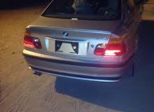 Grey BMW 325 2001 for sale
