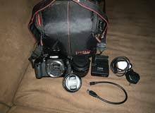 كاميرا كانون d600 الاحترافية