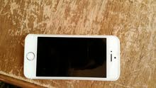 ايفون 5s مستعمل نظيف 16G نظام GSM لون فظي