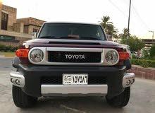 Gasoline Fuel/Power   Toyota FJ Cruiser 2019