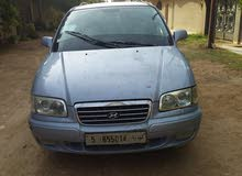Used condition Hyundai Trajet 2006 with +200,000 km mileage