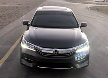 Honda Accord car for sale 2016 in Muscat city