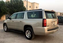 Chevrolet Suburban car for sale 2016 in Dammam city