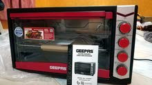 geepas multi function oven 60L.