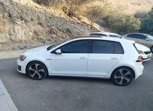 For sale 2014 White GTI