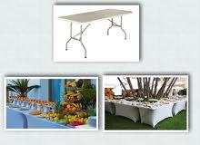 housses de chaises et de tables