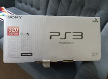 Play Station 3 with 4 original games