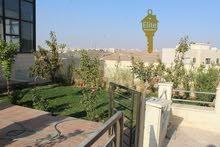 شقه طابق ارضي للبيع في الاردن - عمان - رجم عميش بمساحه 250 متر