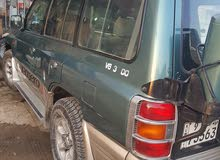 For sale 1998 Green Pajero