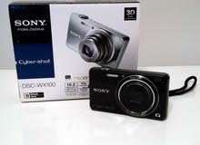 كاميرة سوني صغير وقوية WX100