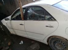 Toyota Camry 2005 For sale - White color