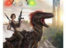 لعبة ark للبلاستيشن 4