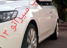 Kia Cerato car is available for sale, the car is in Used condition