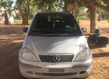 Mercedes Benz A 140 2002 For sale - Grey color
