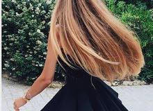 زيت تطويل الشعر