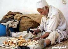 مطلوب خبزة يابسة للبيع