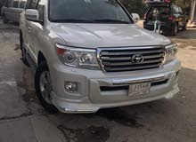 Toyota Land Cruiser made in 2015 for sale