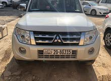 For sale 2013 White Pajero