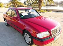 mercedes benz c180 1995