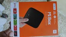 شاومي مي بوكس جهاز بوكس تيفي اندرويد تيفي مستخدم مرة وحدة