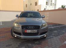 Audi Q7 for sale in Abu Dhabi