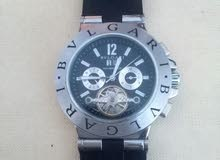 ساعة من نوع bvlgari calibro نادرة جدا