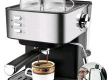 ماكينة صنع القهوة والنسكافيه