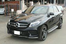 Mercedes Benz GLE400 2016 For sale - Black color