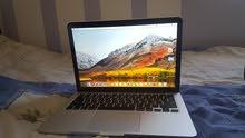 Mac book 2014 شبه جديد