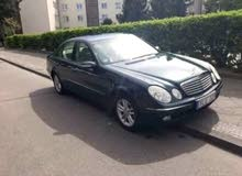 Used Mercedes Benz E 320 for sale in Tripoli