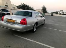 Lincoln Town Car 2011 For sale - Silver color
