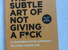 the subtle art of not giving a F*