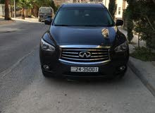 Hybrid Fuel/Power   Infiniti QX60 2014