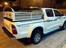 condition Toyota Hilux 2015 with  km mileage