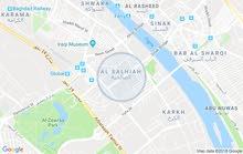شقة للايجار  في العمارات الزرك طابق خامس في الصالحية غ3 حمام 2