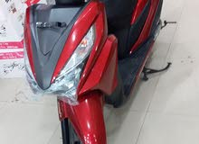 New Honda motorbike made in 2018 for sale