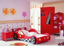 غرفه نوم  فردية.. استعمال بسيط