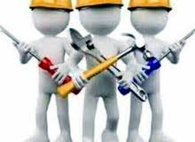 صيانة وخدمات عامة لكافة الاعمال المنزلية