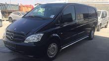 Mercedes Benz Vito car for sale 2012 in Zarqa city