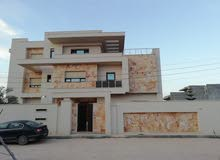 Salah Al-Din neighborhood Tripoli city - 766 sqm house for sale