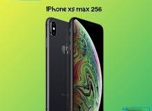 ايفون xs max 256 اصلي مستعمل ما مبطل ابدا