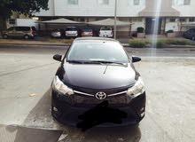 Toyota yaris 2014 automatic