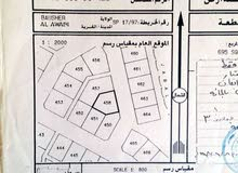 أرض سكنية للبيع في الأنصب