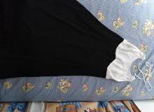 فستان شيفون ودانتل