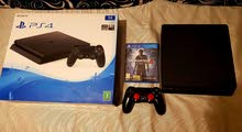 Playstation 4 Slim 1TB with Games