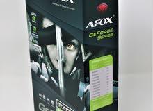 كرت شاشة Gtx 1050 ti 4giga جديد للبيع