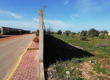 ارض للبيع المساحه 6400  بوهادي المزدوج