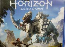 Horizon zero dawn عربي للبيع او المبادلة